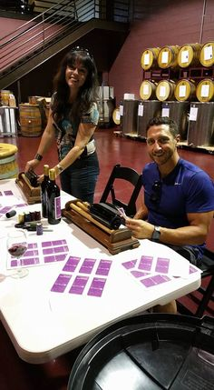Labeling the wine bottles. Janssen pharmaceuticals team building through winemaking at Grape Finale Hands-On Winery. Cabernet Sauvignon, Wine Bottles, Team Building, Ale, Hands, Treats, Wine Bottle Glasses, Sweet Like Candy, Goodies
