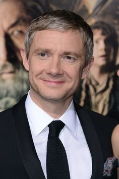 Martin Freeman at the DoS LA premiere beautiful friggin faces whhyyy