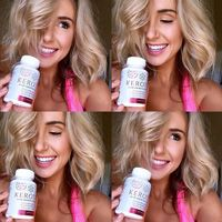 HOW DOES KEROTIN HAIR GROWTH FORMULA DIFFERENT FROM OTHER HEALTHY HAIR PRODUCTS? Kerotin Hair Growth Formula works from the INSIDE OUT, giving your hair the nut