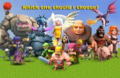 Clash Of Clans Characters Giants | Games-Open.com