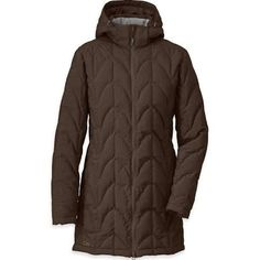 Outdoor Research Women's Aria Storm Down Parka Earth XS