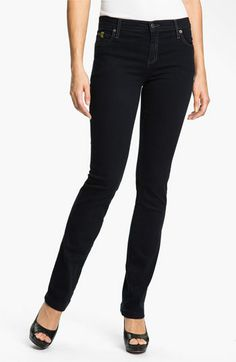 Jeans that feel/fit like yoga pants! Second Yoga Jeans available at Nordstrom