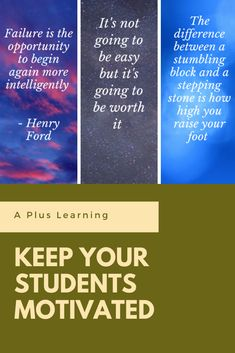 Motivational Bookmarks For Studying Classroom Organization, Classroom Management, Motivational Pictures, Motivational Quotes, School Resources, Classroom Resources, All Schools, Study Help, Study Motivation