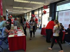 Looking lively #CCAC #Boyce Campus! #CCACOpenHouse