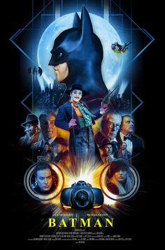 Batman Poster, Batman Artwork, Tim Burton Batman, Joker Comic, Dc Comics Superheroes, Dc Movies, Movie Tv, Movie Poster Art, Film Posters