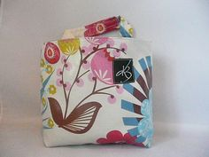 20% off!  Check it out for Mother's Day! Car Caddy  Spring has Sprung by KathrynBrookeDesign on Etsy, $15.00