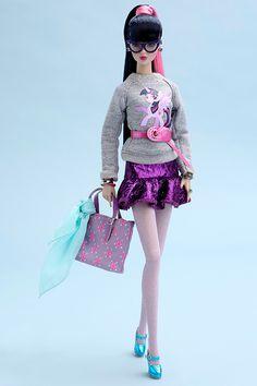 MLP sparkling_stargazer Twilight Sparkle™ Inspired Dressed Doll by Integrity Toys
