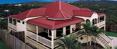 Manor Red Colorbond Roof #roofcolours