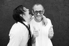 Norman Reedus & Terry Richardson