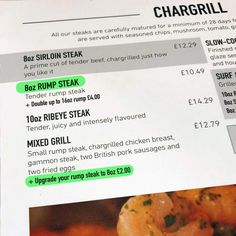 https://flic.kr/p/24YUHYw | Low Calorie Upgrade | The Gate, Northwood, 31-05-18