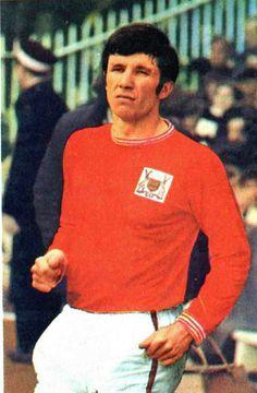 Alex Ingram of Nottingham Forest in 1970.