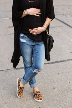 Maternity-fashion-trends-2016-dresses-for-pregnant-women-street-fashion