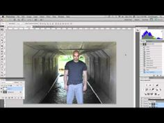 Photoshop Tip on changing exposures using Curves - YouTube