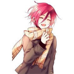 Matsuoka Rin ❤ liked on Polyvore featuring anime and free