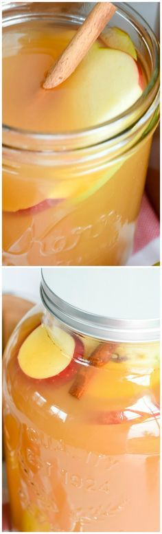 Thanksgiving Punch For A Crowd ~ Enjoy all the best flavors of autumn with this easy, amazing, delicious drink!
