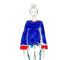 First Attempts // Fashion Design – rosamynta