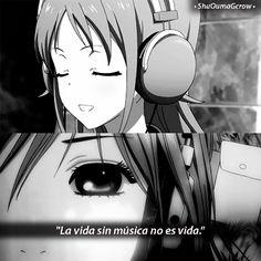 la vida. #ShuOumaGcrow #Anime #Frases_anime #frases
