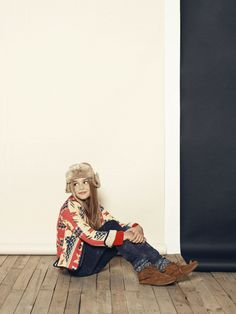 Check out the super cute interactive Mango kids look book for autumn/winter 2013.