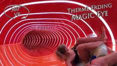Therme Erding Magic Eye 360° VR POV Onride