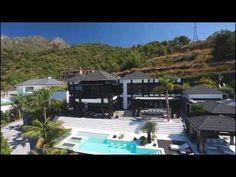 Stunning Contemporary Jewel - Villa in Marbella Golden Mile - YouTube