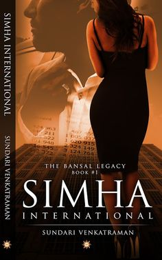 Grab the Book !: Book Review: Simha International by Sundari Venkatraman There is no dull moment in the story. Loved the way the flashback and present are presented without disrupting the reading process or taxing the readers brain keeping track of happenings. The language is good like always. The characters are many and play their part smoothly. Everyone has a equal part including the protagonists. The feelings and emotions make you visualize the scenes vividly.
