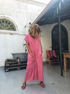 ce3354d2071d8d zomerjurken · VESTIDO LOLA Summer 10 rosa intenso