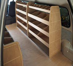 Craft Tech NZ Ltd Ketset Van Rack and Floor Van Shelving, Bunk Beds, Divider, Tech, Flooring, Craft, Room, Furniture, Home Decor