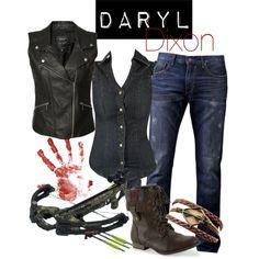 Daryl Dixon - Walking Dead inspired