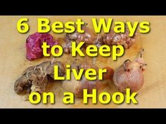 Here are the six best ways to keep chicken liver on your hook. Each these tips for fishing with chicken liver has its pro's and con's. If you are having trouble casting chicken liver or… Homemade Catfish Bait, Best Catfish Bait, Catfish And Carp, Catfish Rigs, Catfish Fishing, Bass Fishing Tips, Fishing Knots, Fishing Bait, Best Fishing