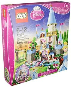 Compare prices on LEGO Disney Princess Set Cinderellas Romantic Castle from top online retailers. Save money on your favorite LEGO figures, accessories, and sets. Lego Disney Princess, Disney Pixar, Disney Toys, Disney Princesses, Cinderella And Prince Charming, Cinderella Castle, Cinderella Disney, Cinderella Party, Lego Castle