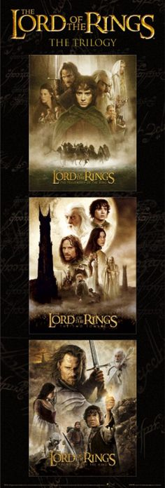 The Lord Of The Rings Trilogy. From epic story, plot, settings, and action !! One of my the best fantasy movies! (Best Movies)