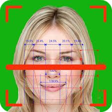 Image result for golden ratio face