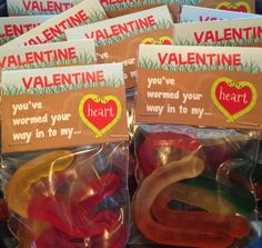 Items similar to Valentine Treats from the Teacher Bag Topper (Digital File) on Etsy