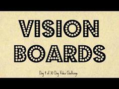 Make a Vision Board!