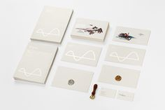 UNIQUEWAY TRAVEL BRANDING 1 by ONE & ONE DESIGN, via Behance