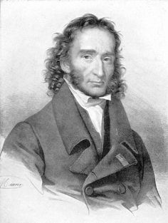 Niccolò Paganini was an Italian violinist, violist, guitarist, and composer. He was the most celebrated violin virtuoso of his time, and left his mark as one of the pillars of modern violin technique.  Born: October 27, 1782, Genoa, Italy Died: May 27, 1840, Nice, France