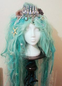 Getting the idea for an awesome wig!!!