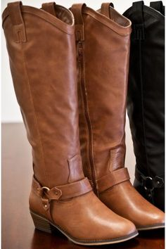 If my fat calves would fit into them... I really like these, but in black.