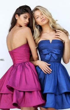 Sherri Hill 50546 at B.loved Boutique #blovedprom #Sherrihill www.blovedfashions.com
