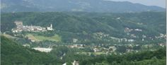 A sightseeing of the valley