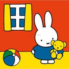 nijntje Dutch Rabbit, Miffy, Line Friends, Dutch Artists, Baby Time, My Little Girl, Book Illustration, Cartoon Art, Art Inspo