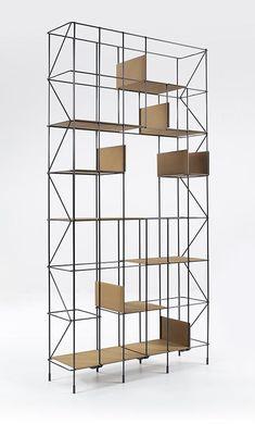 Open sectional bookcase - Casamania