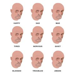 The Mike Ehrmantraut mood chart by betterdrawsaul on Instagram