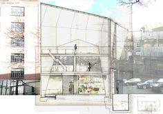 A showcase of Lisa Humphreys's creative work  Architecture Work