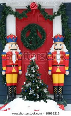 Nutcracker How To Make Giant Nutcrackers For Your Front
