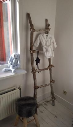 decoratie ladder babykamer ~ lactate for ., Deco ideeën