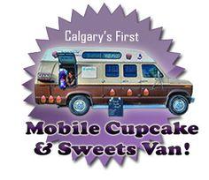 Cupcake mobile van...Nom Nom!! Sweet Pic, Pastry Chef, Nom Nom, Cupcake, Restaurants, Van, Sweets, Purple, Goodies
