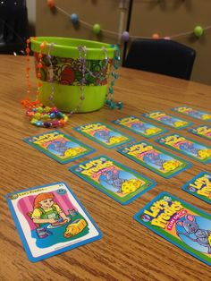 Ways to change up regular artic cards for more creative fun!