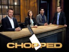 Chopped: Survival Guide to the Hit Food Network TV Show Best Tv Shows, Movies And Tv Shows, Favorite Tv Shows, Favorite Things, Food Network Tv Shows, Food Network Recipes, Cooking Network, Chopped Tv Show, Tv Chefs