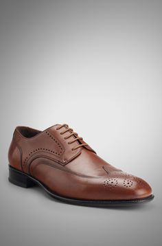 Hugo Boss wingtip